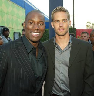 Tyrese Gibson's Ex-Wife Brings Late Paul Walker Into Nasty Custody Battle