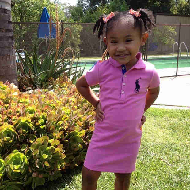 Christina Milian and The-Dream's Daughter: Looks More Like Mom or Dad?