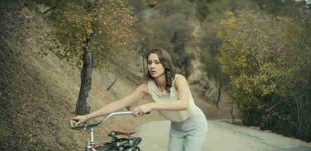 "Troian Bellisario Stars in The Head and the Heart's ""Another Story"" (VIDEO)"