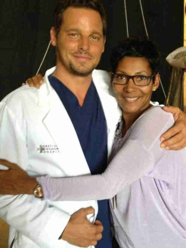 "Grey's Anatomy: ""Paramedic Nicole"" Cummins Directing Season 10, Episode 18!"