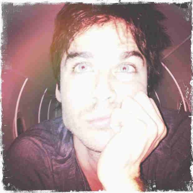 Why Does Ian Somerhalder Have a Hyperbaric Chamber (PHOTO)?