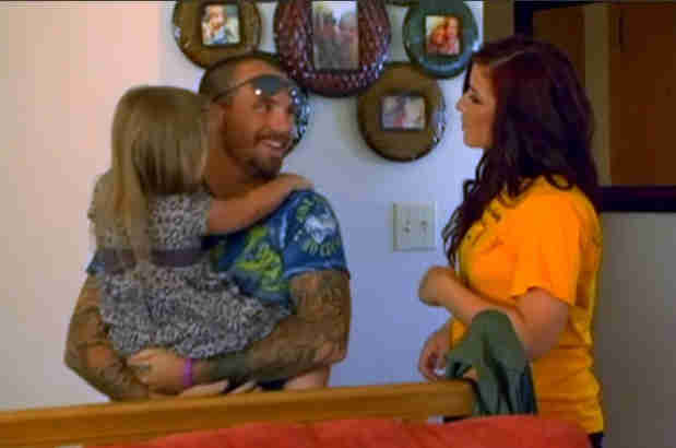 Chelsea Houska Flirts With Adam Lind Days After His Girlfriend Gives Birth!