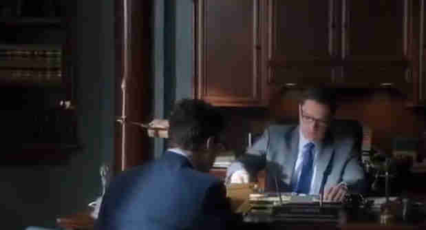 Scandal Season 3, Episode 11 Sneak Peek — Will James Betray Cyrus