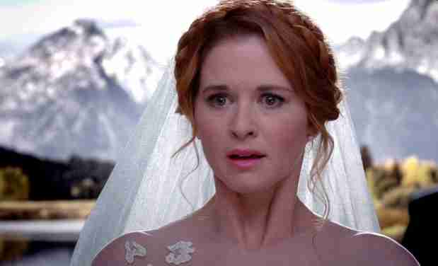 "Grey's Anatomy: April and Jackson ""Just Became Villains,"" Says Sarah Drew"
