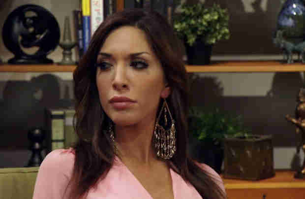 "Farrah Abraham's Ex-Boyfriend Daniel Alvarez: ""Farrah Has No Regard For Anybody Else"" (VIDEO)"