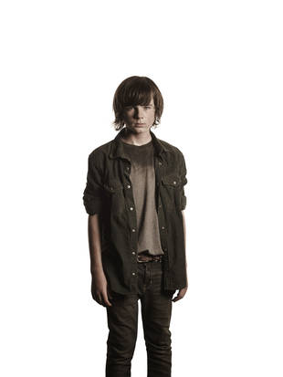 Carl Grimes Covers Zombie Apocalypse Issue of Teen Beat (PHOTO)