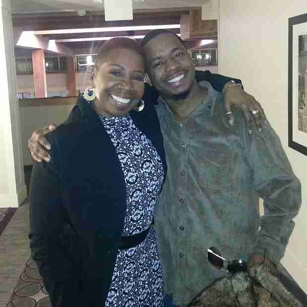 Love & Hip Hop's Saigon Enlisted Iyanla Vanzant to Fix His Life (PHOTO)