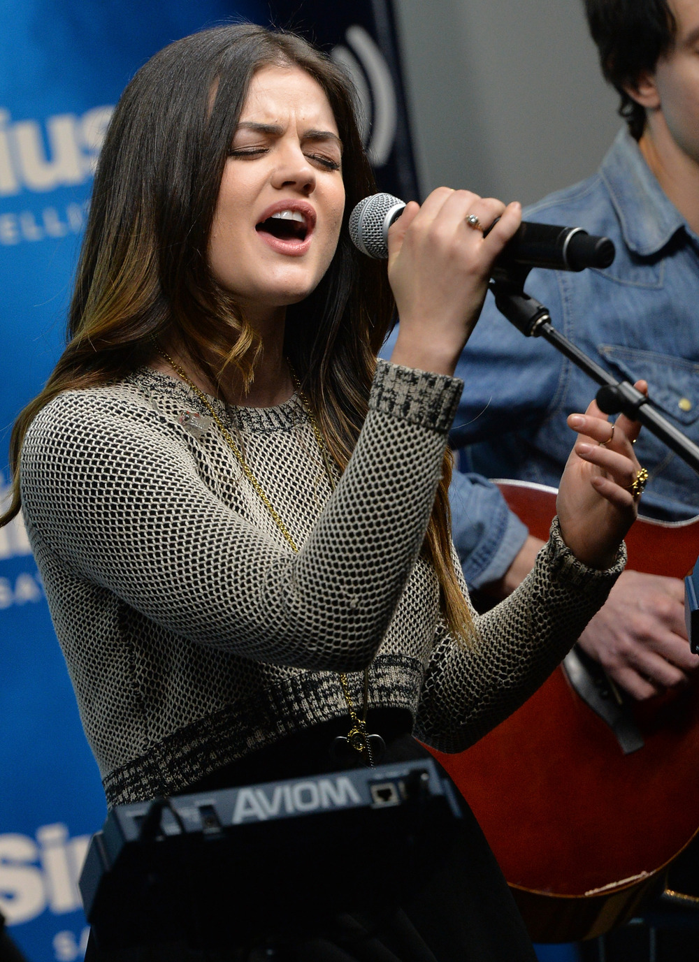 "Lucy Hale Announces Debut Album Title — ""Road Between"""