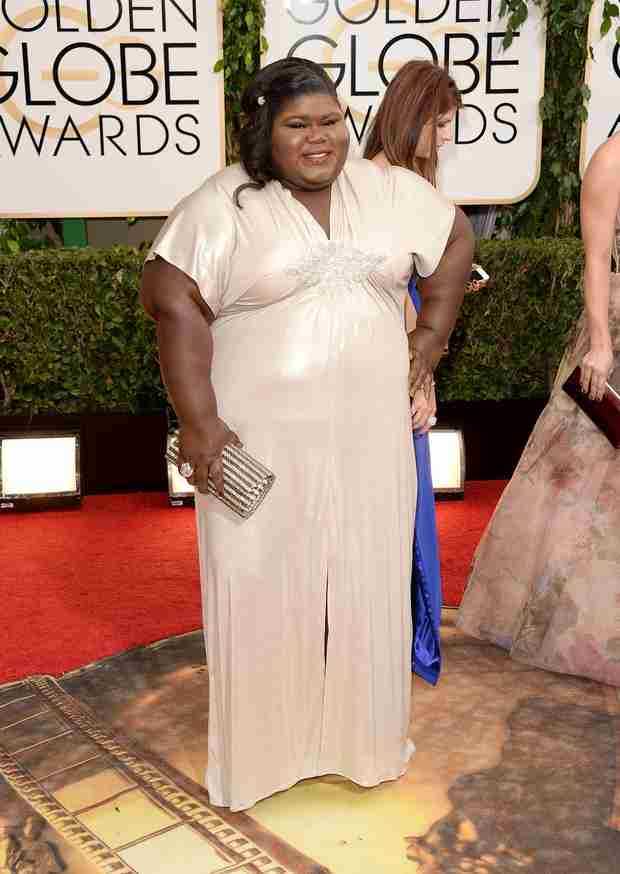 "American Horror Story's Gabourey Sidibe Under Fire For Using Word ""Tranny"""