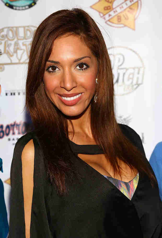 Farrah Abraham Is Shocked That Couples Therapy Co-Star Kelsey Nykole Doesn't Have a Sex Tape (VIDEO)