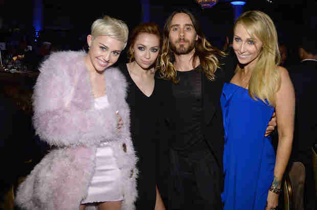 Are Miley Cyrus and Jared Leto Hooking Up? — Report