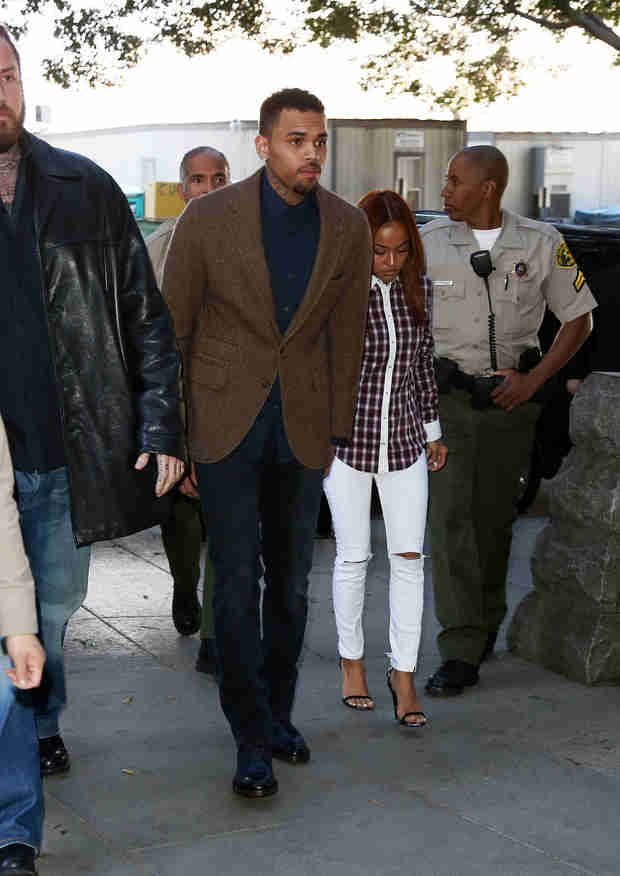 "Chris Brown Is ""Making Great Strides"" in Rehab, Probably Won't Go to Jail"