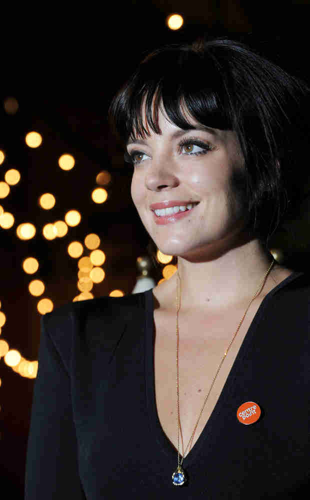 Lily Allen Slams British TV Personality Who Fat-Shamed Her