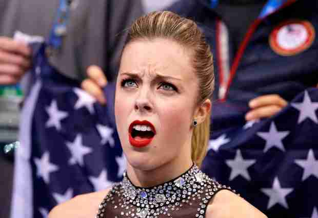 Who Is Ashley Wagner? 5 Things to Know About the Olympic Figure Skater