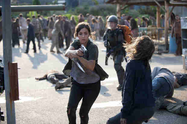 The Walking Dead Season 4: Will Tara Die — Or Just Not Meet Team Prison Kids?