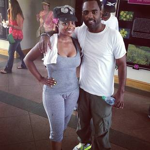 "Kandi Burruss Laughs Off Rumors That She's ""Humiliated"" By Todd Tucker"