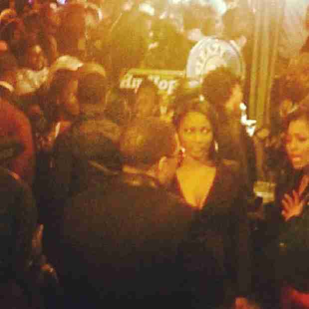 "Joseline Hernandez Tweets Guests Were ""Tripping"" at Sleazy & Zino Bar Brawl (PHOTOS)"