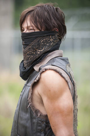 "The Walking Dead Season 4: Norman Reedus Says Final Eight Episodes Are an ""In-Depth Look at Characters"""