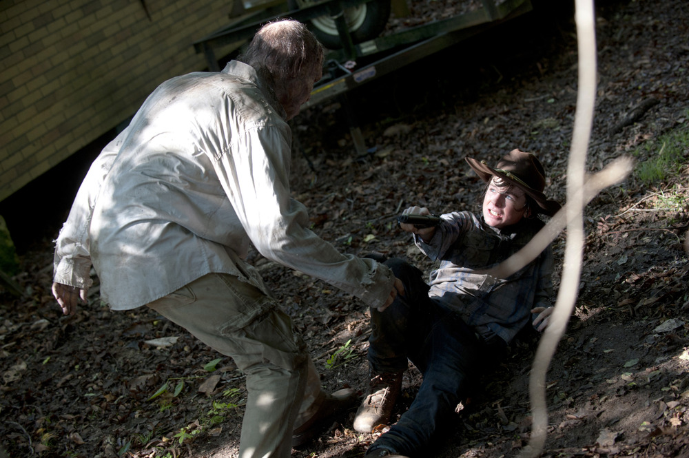 The Walking Dead Season 4 Midseason Premiere Leads Nielsen Twitter Rankings