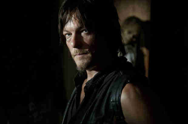 "The Walking Dead Season 4, Episode 12 Is ""Amazing,"" Says Norman Reedus"