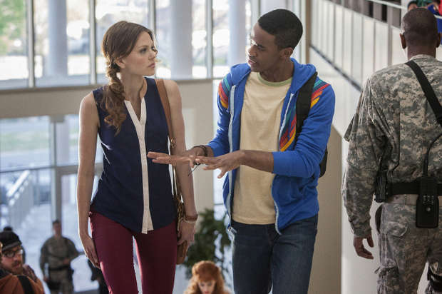 Titus Makin Jr. on CW's Star-Crossed: It's More Than Just a Love Story — Exclusive