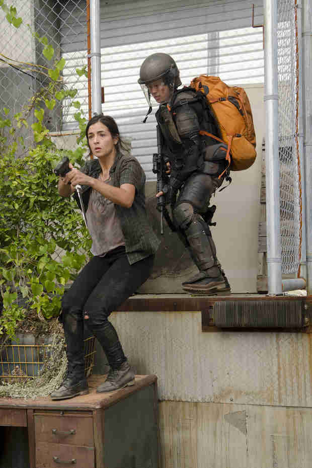 The Walking Dead Season 4: How Will Maggie Greene React to Tara Chambler? (VIDEO)