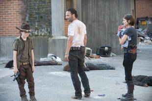 The Walking Dead Season 4: Rick Grimes Must Accept That Carl's Become a Man (VIDEO)