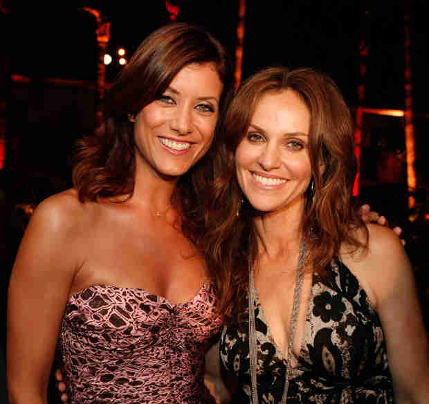 Amy Brenneman's Reign Role Nearly Went to Private Practice Co-Star Kate Walsh