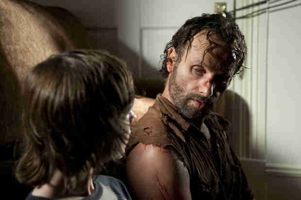 The Walking Dead Season 4: Will Rick Grimes Ever Lead the Group Again? Should He?
