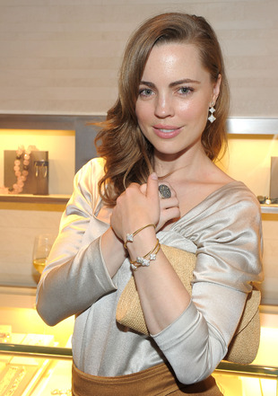 Grey's Anatomy Actress Melissa George Welcomes Baby Boy!