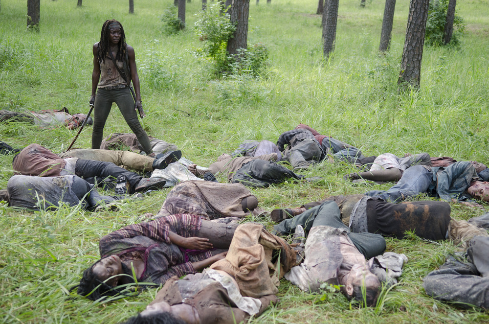 The Walking Dead Season 4 Spoilers: New Evil Lies Ahead!