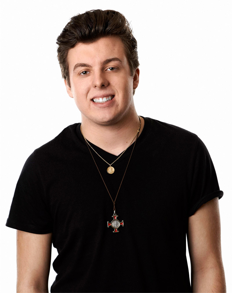 "Watch Alex Preston Sing ""Volcano"" in American Idol 2014 Rush Week"