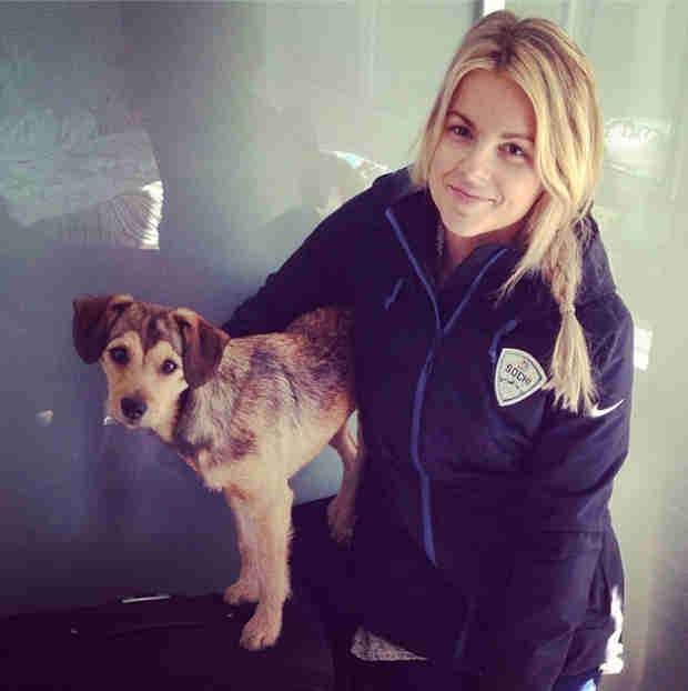 Ali Fedotowsky Heading to the 2014 Winter Olympics in Sochi!