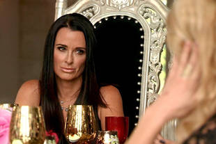 "Kyle Richards Says the Reunion Is ""Hell"" — Heather Dubrow Wishes Her Luck"