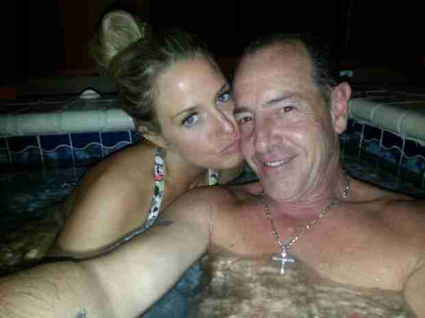 Cops Called to Michael Lohan's Home After Baby Mama Says He Threatened Her With a Knife