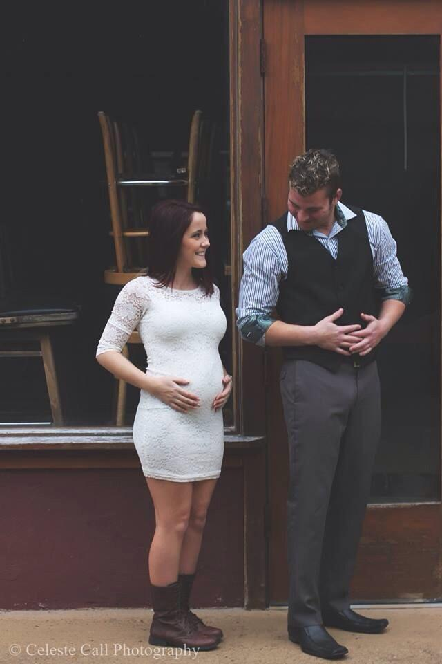 Jenelle Evans and Nathan Griffith Share Sneak Peek of Pregnancy Photoshoot (PHOTO)