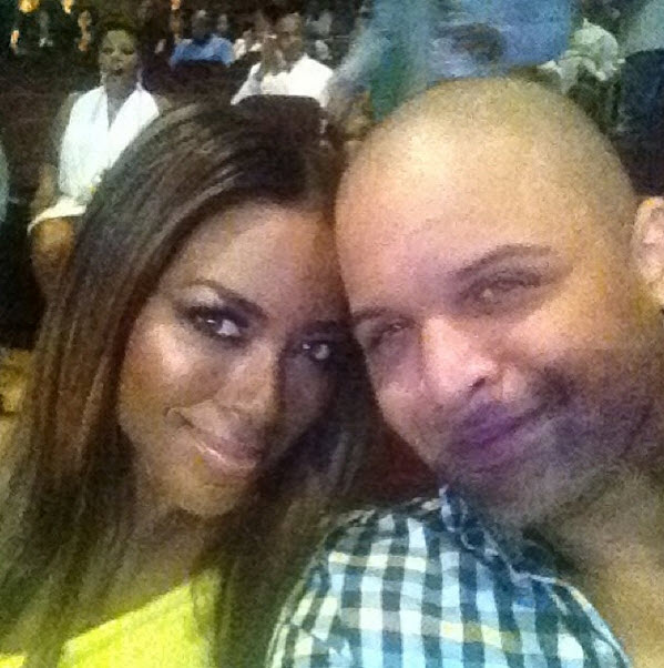 "Kenya Moore Says Brandon Deshazer Exchanged ""Many Texts"" With NeNe Leakes Before the Party"