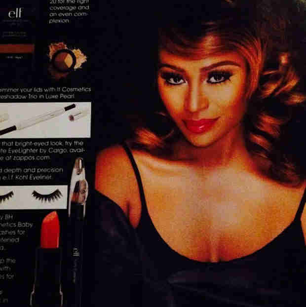 "Cynthia Bailey Debuts ""Sexy"" Look For Peter Thomas Just in Time For Valentine's Day (PHOTOS)"