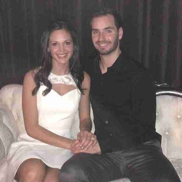 Desiree Hartsock and Chris Siegfried Celebrate Engagement Party (PHOTO)