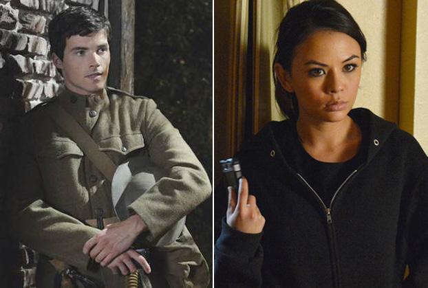 Pretty Little Liars Season 4, Episode 20 Sneak Peek: Ezra Needs Mona's Help (VIDEO)