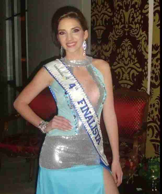 Venezuelan Beauty Queen Genesis Carmona, 22, Killed in Anti-Government Protest