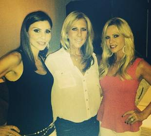 RHOC Catfight: Are Tamra Barney and Newbie Danielle Gregorio Already Enemies?