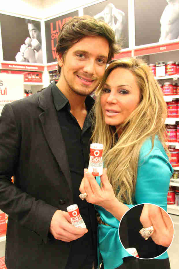 Is Adrienne Maloof Close to Marrying Jacob Busch? (PHOTO)