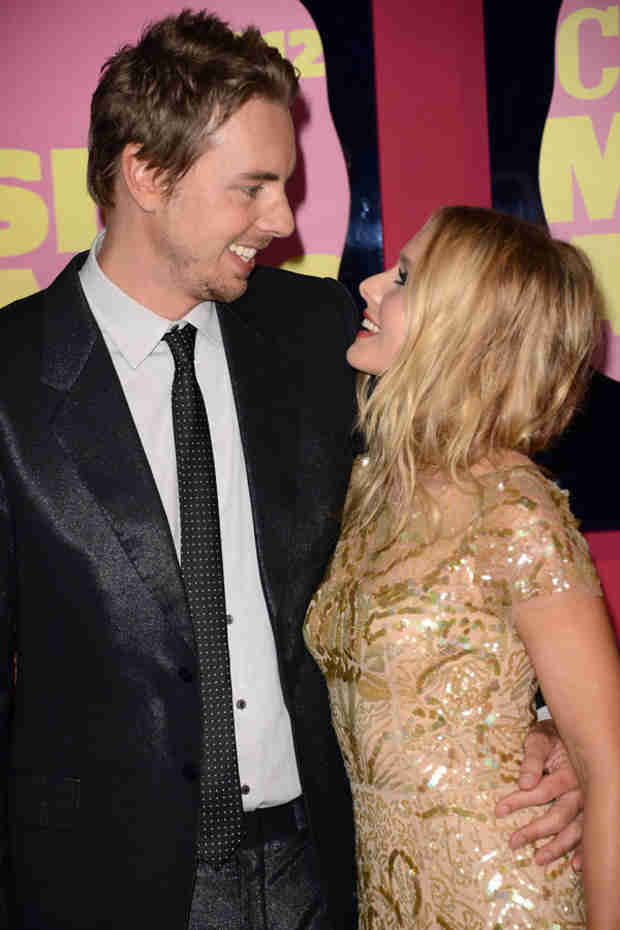 "Kristen Bell and Dax Shepard's Fight Against ""Pedorazzi:"" Entertainment Tonight Joins Their Initiative (VIDEO)"