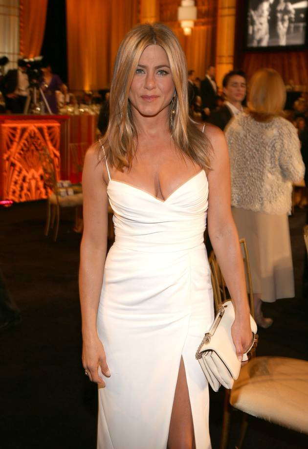 Jennifer Aniston's 45th Birthday, Sans Justin Theroux — How Did She Celebrate?