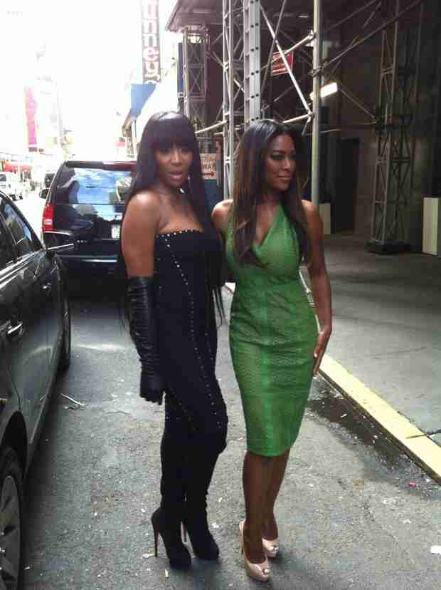 Kenya Moore Wishes Marlo Hampton a Happy Birthday — Are They Friends Now? (PHOTO)