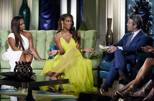Andy Cohen Defends Decision to Bring Kenya Moore Back For RHoA Season 6 (VIDEO)