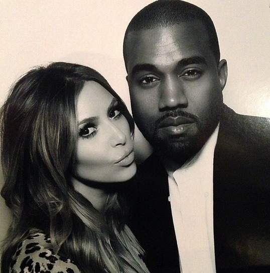 Is Pregnancy Pushing Up Kim Kardashian and Kanye West's Wedding Date?