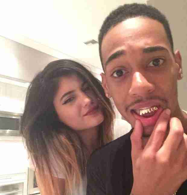 Kylie Jenner Hanging With Justin Bieber Pal Lil Za — Trouble Brewing?