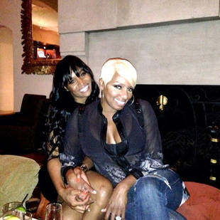 Marlo Hampton Says Kandi Burruss and Phaedra Parks Warned Her About NeNe Leakes